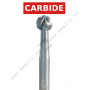 Round Carbide Burs