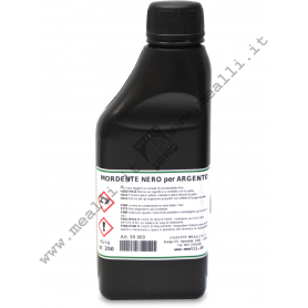 Silver Blackening Solution - 250 Ml.