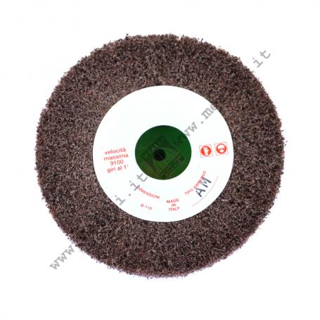 Scotch-brite Wheel Brush Ø 110 mm MEDIUM