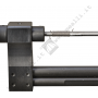 Set of 22 round steel mandrels Ø 4 to 25 mm