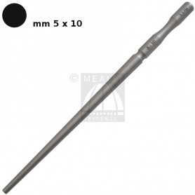 Steel Round Forming Mandrel 5 x 10 x 215 mm