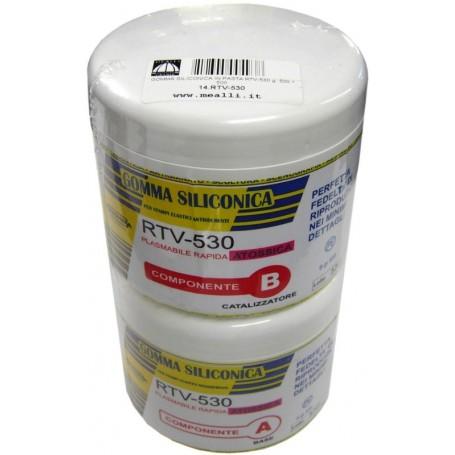 Mouldable silicon rubber RTV-530 PROCHIMA
