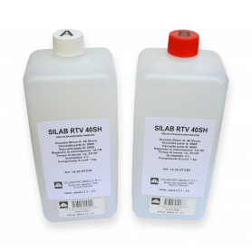 SILAB RTV 940 Transparent silicone rubber