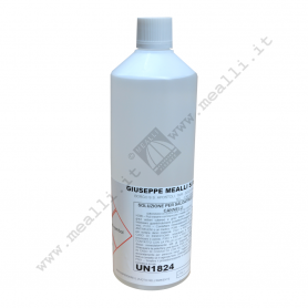 Electrolyte solution for microflame welders - 1 L.