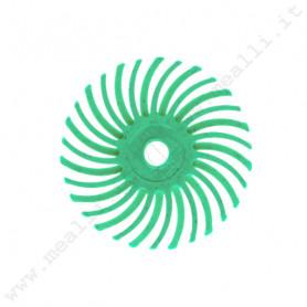 Radial Bristle Disc Set HATHO Grit 1 MICRON