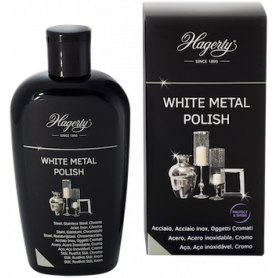 White Metal Polish Hagerty 250 ml.