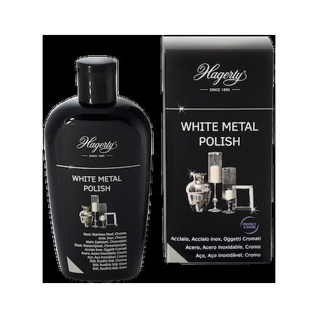 White Metal Polish Hagerty 250 ml.