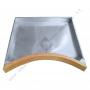 Jewelers Bench - inox top