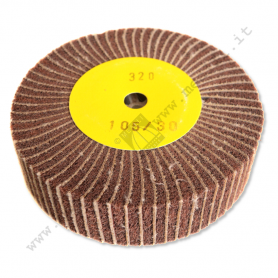 Combi Flap wheel mm 100 x 30 - grit 320