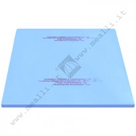 Blue Silicone Rubber