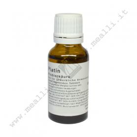 Platinum Testing Acid
