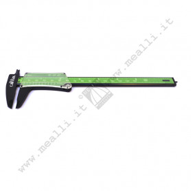 Calibro in plastica CaliMax mm 150 x 0,01