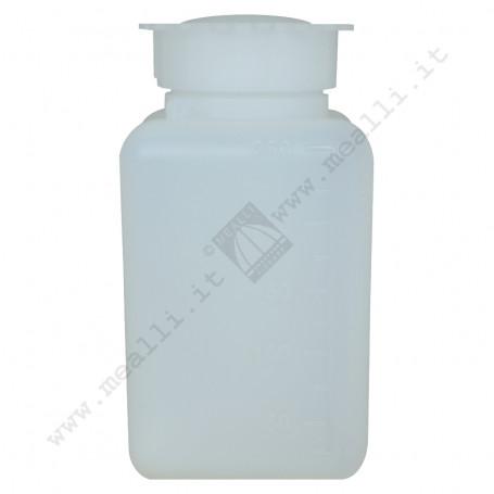 Bottiglia graduata a collo largo