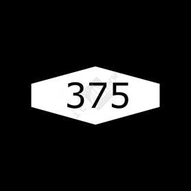 Punzone per Oro 375 - II Misura - Curvo
