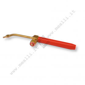 Torch Handle for oxyhydrogen welding machines