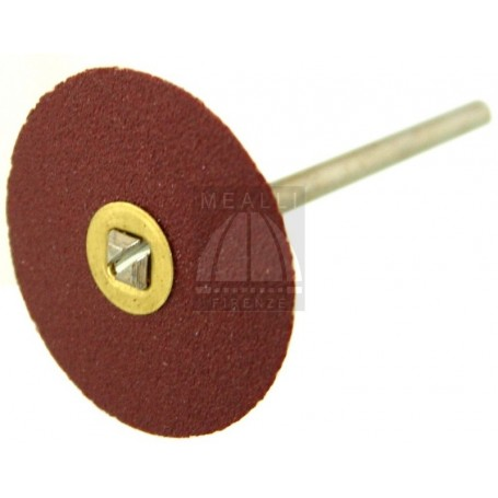 Dischi Abrasivi Moore's Ø 22 mm - Grana Media