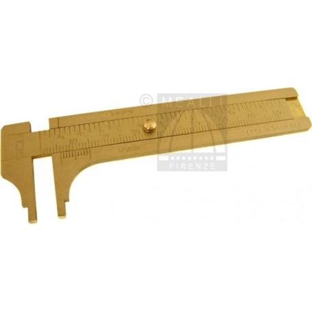 Brass Caliper mm 80