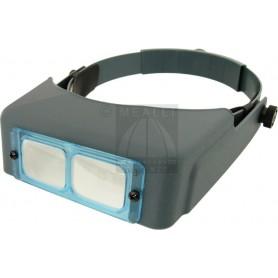 OptiVISOR DA-3 headband magnifier 1.75 x