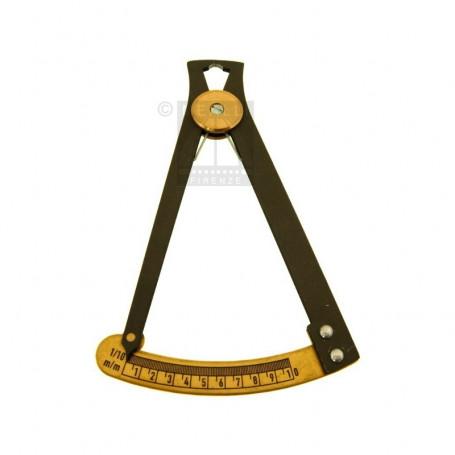 Precision Spring Compass mm 100